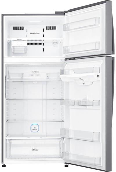 LG GN-H702HLHU A++ 546 lt No-Frost Buzdolabı