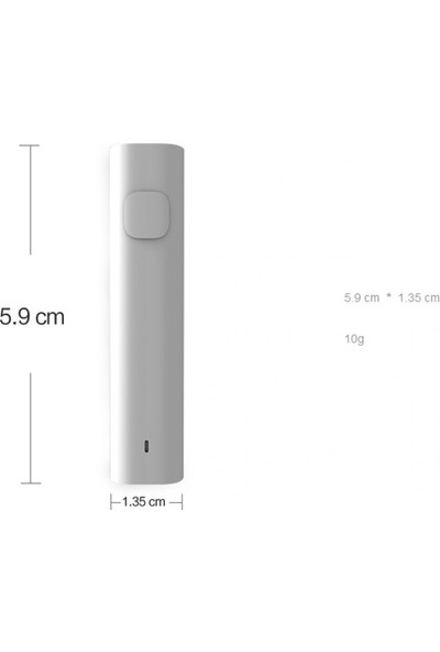 Xiaomi Bluetooth Kablosuz Ses Alıcısı - 3.5mm Aux Çevirici - Araç İçi ve Tüm Kulaklıkları Kablosuza Çevirir