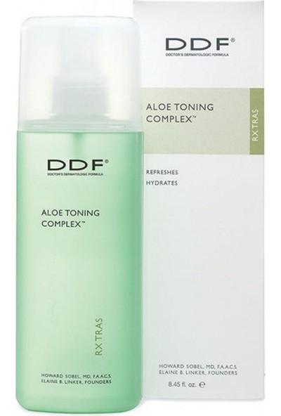 Ddf Aloe Toning Complex Sprey 177 Ml