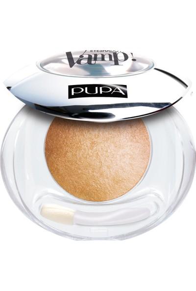Pupa Vamp! Wet&Dry Eyeshadow True Gold Pearly