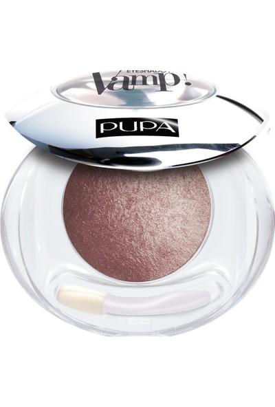 Pupa Vamp! Wet&Dry Eyeshadow Golden Brown Satın