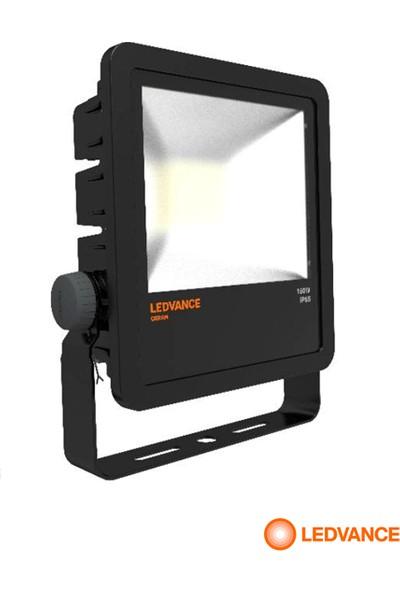 Osram 150W Led Projektör 4000K (Gün Işığı) Ledvance Floodlight Siyah Kasa