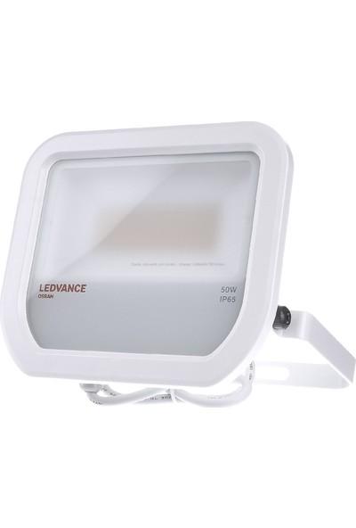 Osram 50W Led Projektör 3000K Ledvance Floodlight Beyaz Kasa