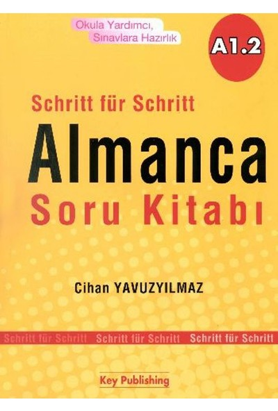 Almanca Soru Kitabı A1.2