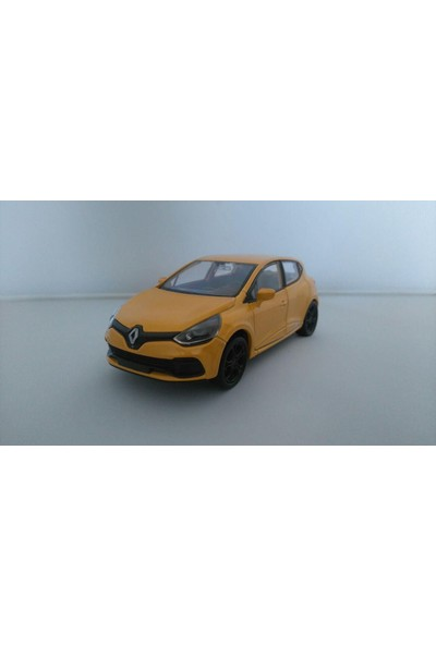 Welly Renault Clio Rs Metal Model Araba Sarı