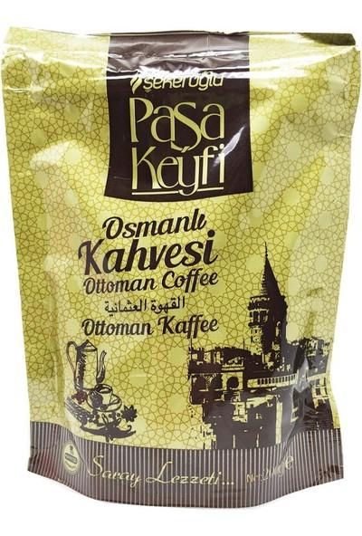 Şekeroğlu Osmanlı Kahvesi Paşa Keyfi Ottoman Coffee 200Gr