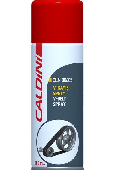 Caldini V-Kayış Sprey 400 ml. CLN 00605