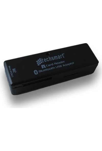 Techsmart Cr690 All In One Kart Okuyucu Ve Bluetooth Dongle