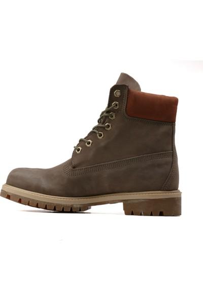 "Timberland Kahverengi Erkek Botu A1Lxj 6"" Premium Boot"