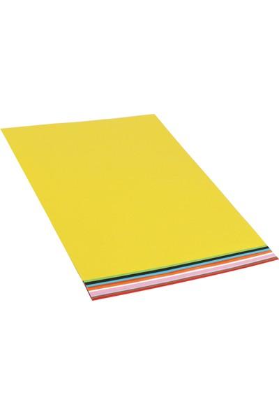 K.Color 25*35 160Gr 10Lu Karışık Poş. Fon Kartonu