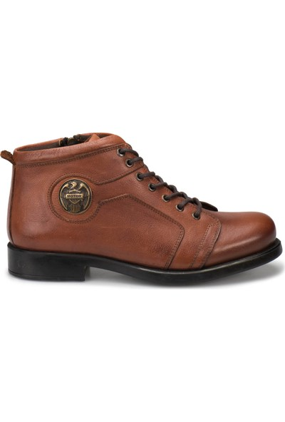 Kinetix Kahverengi Erkek Ayakkabısı 100265880 7F Kompan