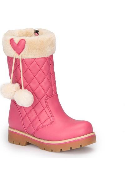 Polaris 72.509618.P Fuşya Kız Çocuk Basic Çizme
