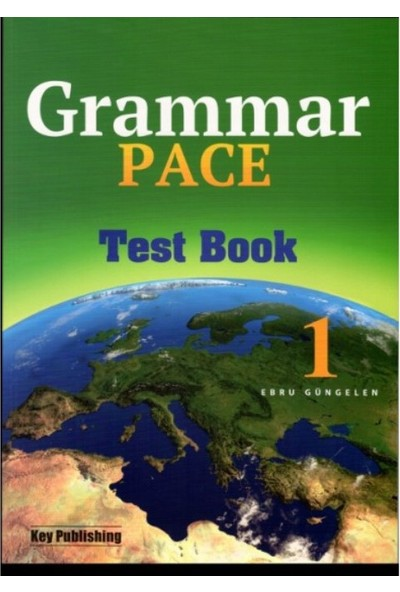 Grammar Pace Test Book 1