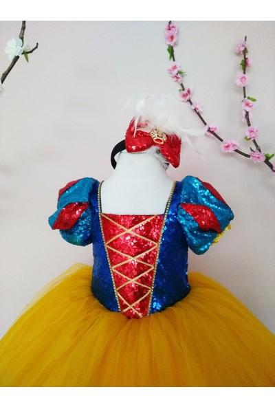 Pan Kostüm Pamuk Prenses Tasarım Elbise