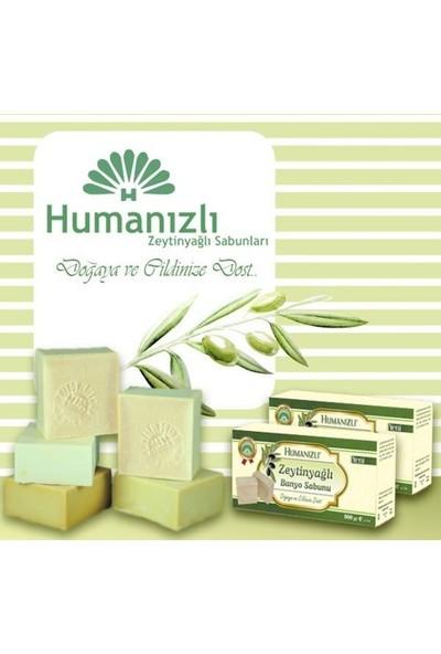 Humanızlı Zeytinyağlı Banyo Sabunu 800 gr