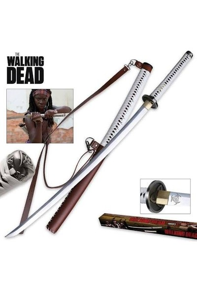 Master Cutlery AMC Tv Series The Walking Dead Michonne Sword Replica