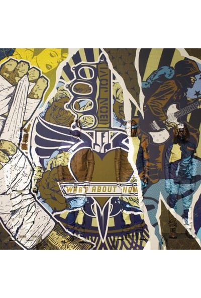 Plak Bon Jovi What About Now 0602547031006