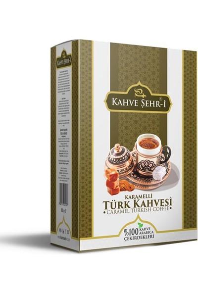 Kahve Şehr-İ Karamelli Türk Kahvesi