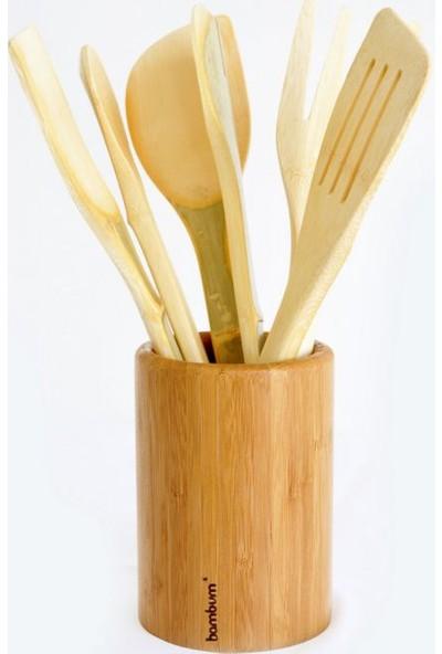 Bambum Biscotti 6 Lı Kaşıklık Set