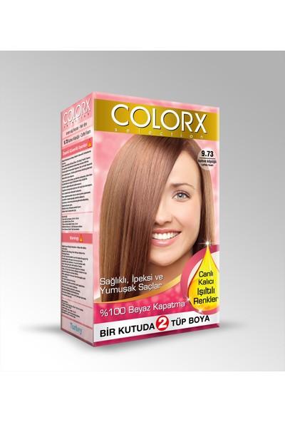 Colorx Saç Boyası 9.73
