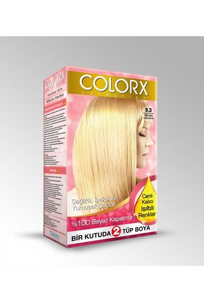 Colorx Saç Boyası Altın Sarı