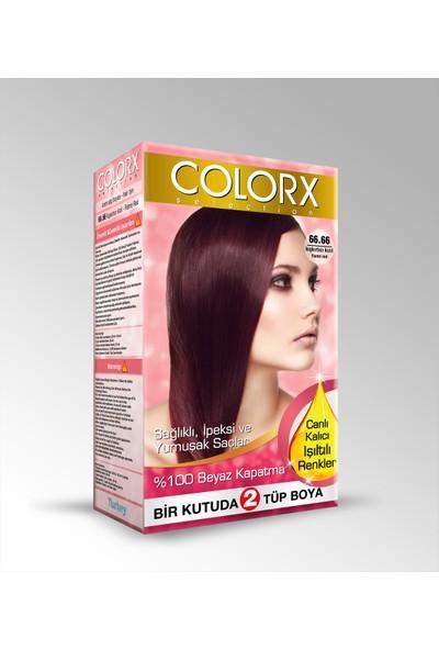 Colorx Saç Boyası Kışkırtıcı Kızıl