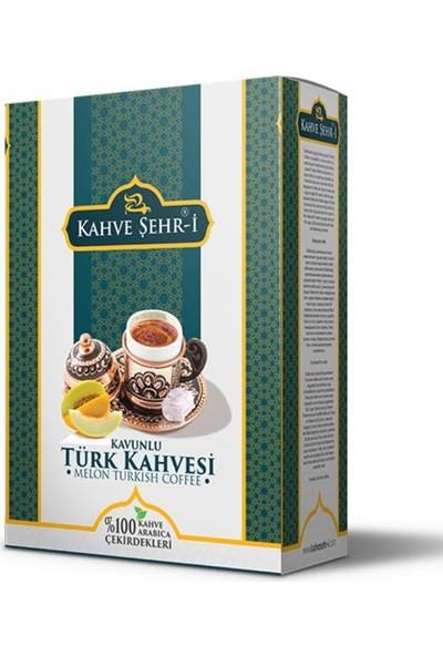 Kahve Şehr-İ Kavunlu Türk Kahvesi