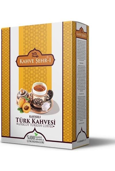 Kahve Şehr-İ Kayısılı Türk Kahvesi