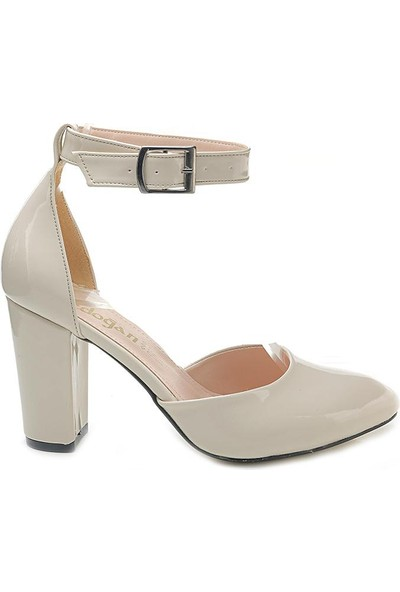 Lady W8520 Kalın Topuk Günlük Kadın Ayakkabı