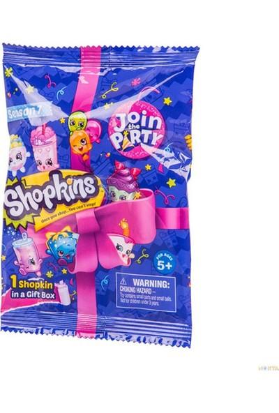 Shopkins Cicibiciler Parti Sürpriz Poşeti 56638