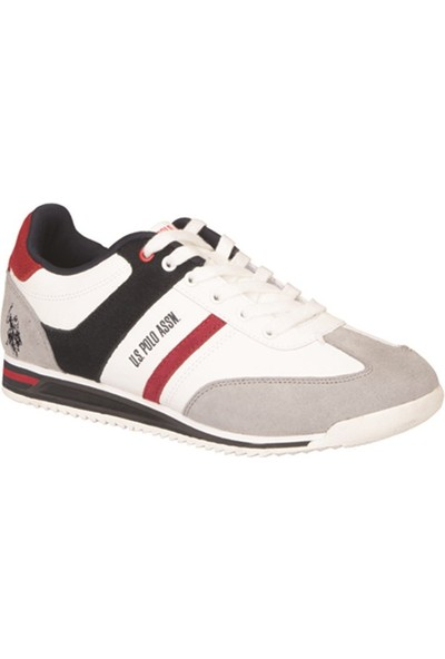 U.S. Polo Assn. Kent Erkek Spor Ayakkabı 100263154