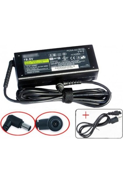 Fast Sony 6.0 x 4.4 Mm 90 Watt Notebook Adaptörü