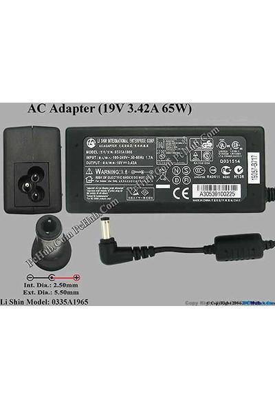 Li-Shin 18.5V 3.5A Casper Exper Asus Toshiba Adaptörü