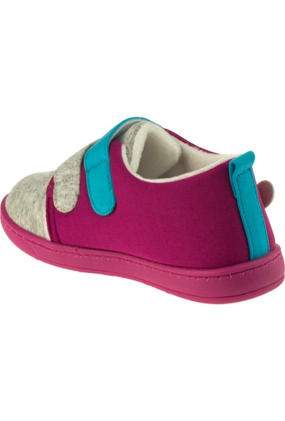 Vicco Kız Çocuk 960.V.598 Patik Panduf Fuşya Ayakkabı