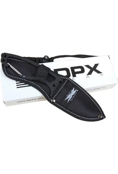 Dpx Gear Hit Cutter Tx01 Bushcraft & Hunting Knife Satin