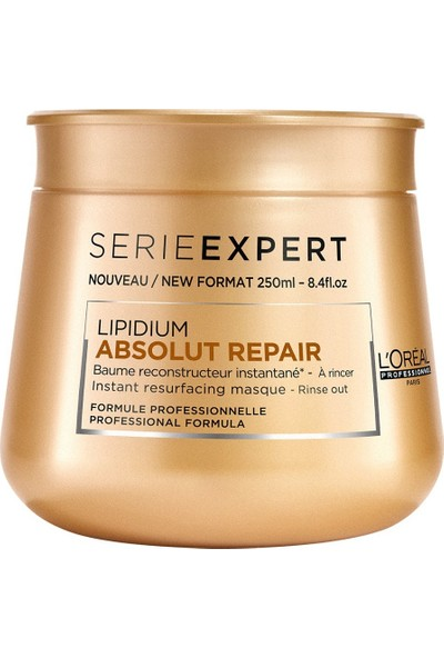 Loreal Serie Expert Repair Lipidium Maske 250Ml