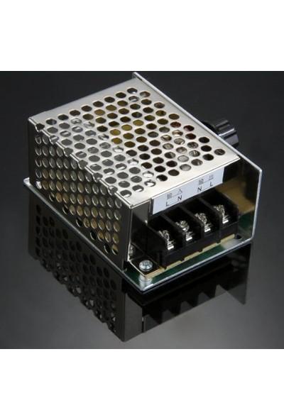 Mesut Mühendislik Motor Hız Kontrol, Dimmer Devresi 4000 Watt