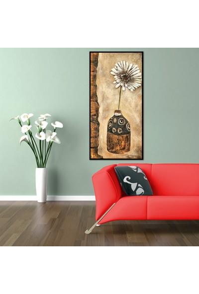 Özverler Dekoratif Çerçeveli Tablo (7) 30x60cm
