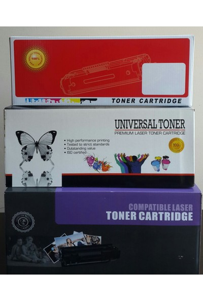İstanbul Muadil Toner Hp Ce505A P2030/P2035/P2035D/P2050/P2055D/P2055N/P2055