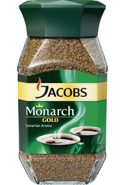 Jacobs Monarch 100 gr Kavanoz