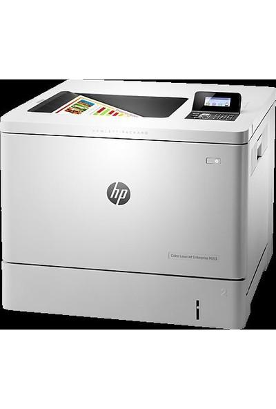 HP Renkli LaserJet Enterprise M553N Ethernet + Airprint + Renkli Lazer Yazıcı B5L24A