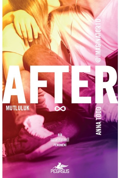 After-4: Mutluluk - Anna Todd