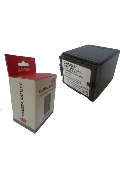 Panasonic MDH1 Bataryası, VBG260 Batarya, Panasonic Mdh1 Kamera bataryası