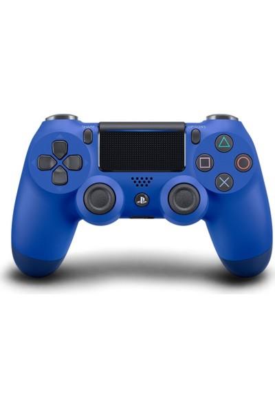 Sony Ps4 Dualshock 4 Kablosuz Kumanda/Kol (Mavi) Blue V2