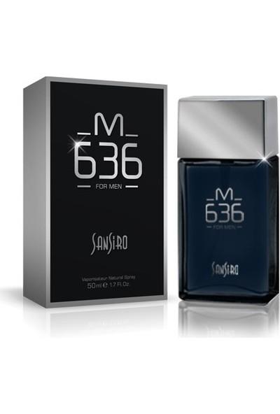 Sansiro M636 Erkek Parfümü 100 Ml.