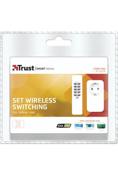 Trust 71003 Kablosuz Açma Kapama Seti