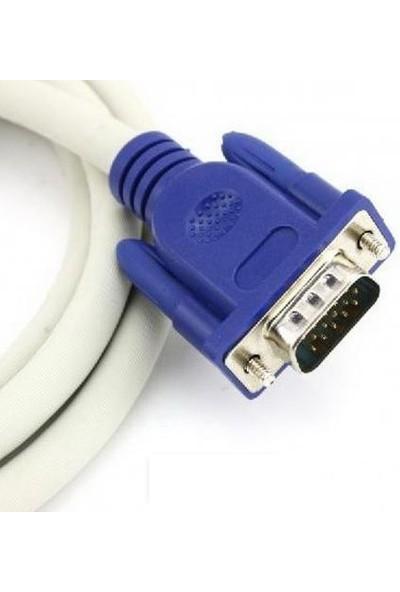 Alfais 4282 1.5M Vga Monitör Ekran Kablosu 15 Pin