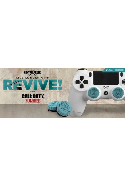 Kontrolfreek Call Of Duty Zombies Revive Thumbstick Collector'S Edition
