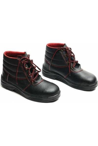 Sedes İşci Botu Deri Çelik Burun İş Ayakkabı