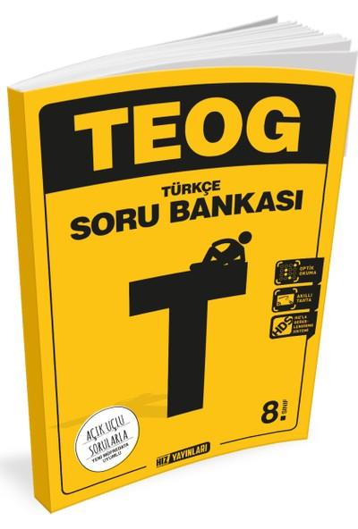 Hız Yayınları Teog 8. Sınıf Türkçe Soru Bankası